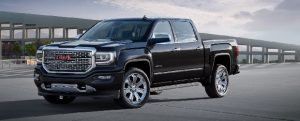 2017 Sierra 1500 capabilities at Rivard Buick GMC