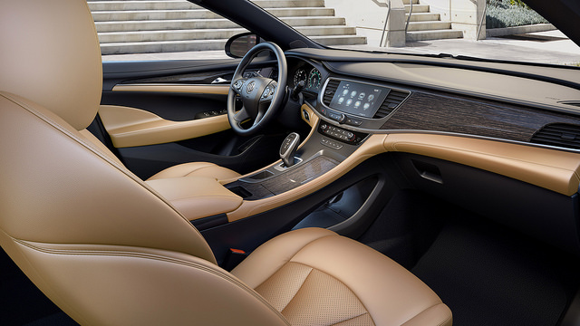 Buick LaCrosse Earns Spot on 2017 Wards 10 Best Interiors