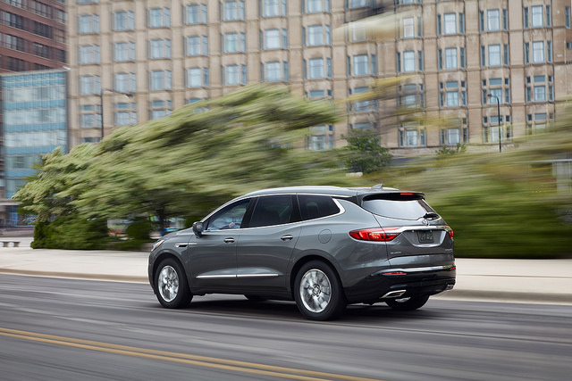 Buick Enclave- The Most Googled Vehicle