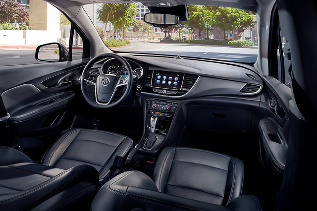 2017 Buick Encore Features