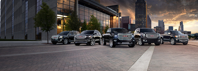 GMC's Brand Expansion