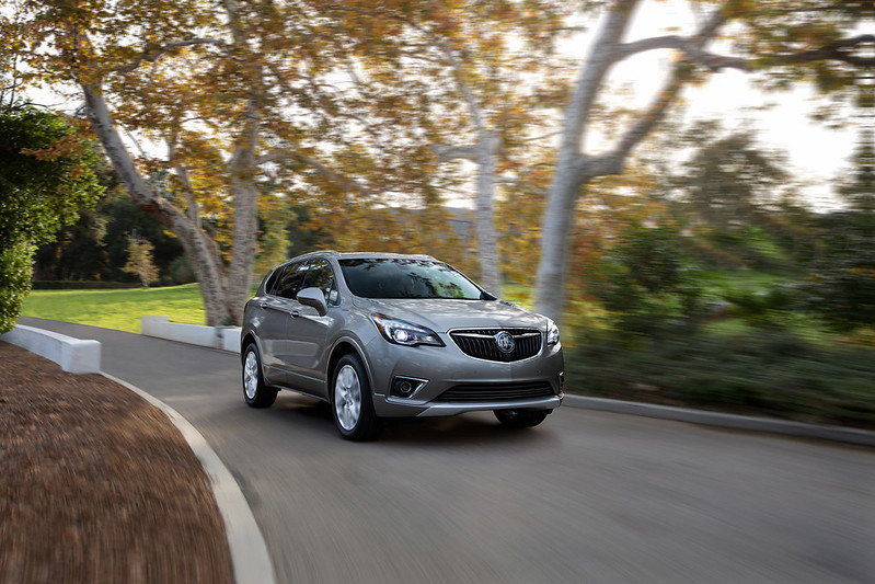 Buick Encore and Envision Showing Increased Sales - Tampa, FL